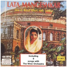 Lata Mangeshkar Live at Royal Albert Hall, London