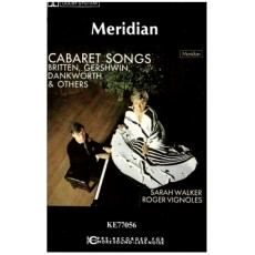 Cabaret Songs - Live at Dartington