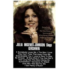 Julia Migenes-Johnson Sings Gershwin